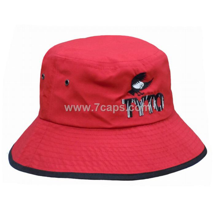 Bucket Hat Logo Hat With Embroidery Logo